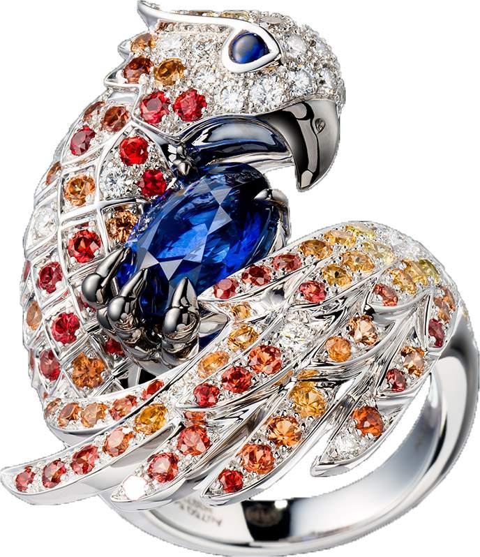 Lady Hawke, the falcon ring